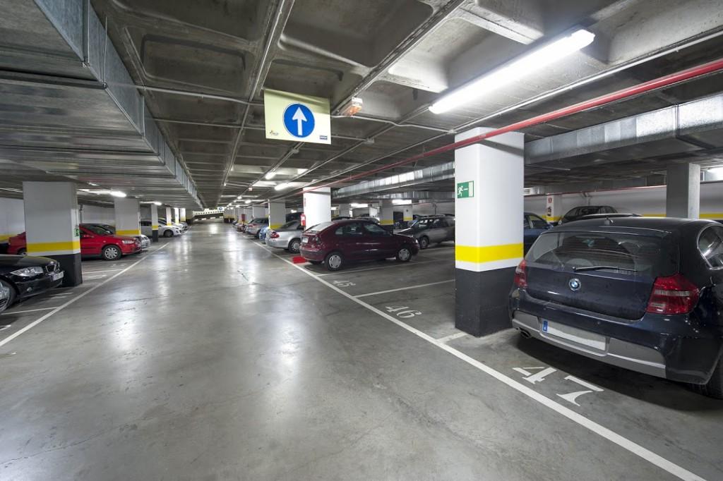 garaje Valencia