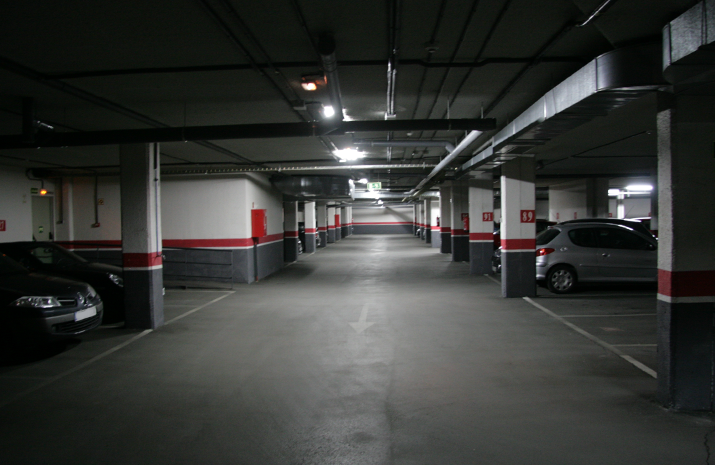 venta plazas parking